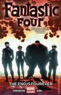 Fantastic Four TPB (2014-2015 Marvel NOW) By James Robinson 4-1ST