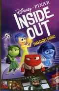 Inside Out Cinestory Comic GN (2015 Joe Books) Disney 1-1ST