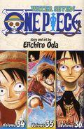 One Piece TPB (2009- Viz) 3-in-1 Volume 34-36-1ST