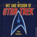 Wit and Wisdom of Star Trek HC (2015 Cider Mill Press) 1-1ST
