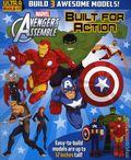 Marvel Avengers Assemble: Built for Action SC (2015 Studio Fun) Ultra Build It 1-1ST