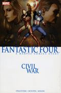 Civil War Fantastic Four TPB (2007 Marvel) 1st Edition 1-REP
