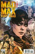 Mad Max Fury Road Furiosa (2015 DC/Vertigo) 1A