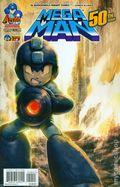 Mega Man (2011 Archie) 50D