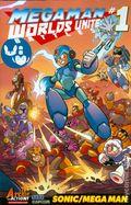Mega Man Worlds Unite Battles (2015) 1A