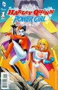 Harley Quinn and Power Girl (2015) 1A