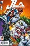 Justice League of America (2015) 1B