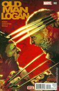 Old Man Logan (2015 Marvel) 2A