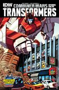 Transformers (2012 IDW) Robots In Disguise 39REC.MIDT