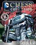 DC Chess Collection (2012- Eaglemoss) Figure and Magazine #084