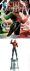 DC Chess Collection (2012- Eaglemoss) Figure and Magazine #093