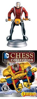 DC Chess Collection (2012- Eaglemoss) Figure and Magazine #095