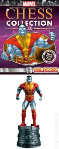 Marvel Chess Collection (2014- Eaglemoss) Figure and Magazine #035
