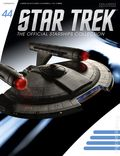 Star Trek The Official Starship Collection (2013 Eaglemoss) Magazine and Figure #044