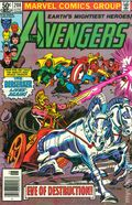 Avengers (1963 1st Series) Mark Jewelers 208MJ