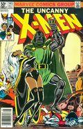 Uncanny X-Men (1963 1st Series) Mark Jewelers 145MJ