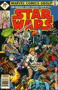 Star Wars (1977 Marvel) Whitman 3-Pack Diamond Variants 2WHITMAN30C