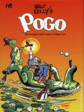 Pogo The Complete Dell Comics HC (2014 Hermes Press) By Walt Kelly 2-1ST