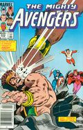 Avengers (1963 1st Series) Mark Jewelers 252MJ