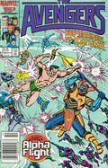 Avengers (1963 1st Series) Mark Jewelers 272MJ