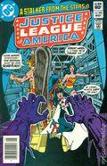 Justice League of America (1960 1st Series) Mark Jewelers 202MJ