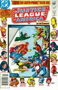 Justice League of America (1960 1st Series) Mark Jewelers 207MJ