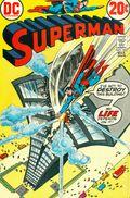 Superman (1939 1st Series) Mark Jewelers 262MJ