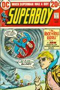 Superboy (1949-1979 1st Series DC) Mark Jewelers 195MJ