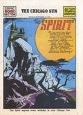 Spirit Weekly Newspaper Comic (1940) Nov 15 1942
