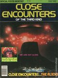 Close Encounters of the Third Kind Official Poster (1977 Paradise Press) 3