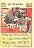 Spirit Weekly Newspaper Comic (1940-1952) Mar 14 1943