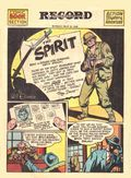 Spirit Weekly Newspaper Comic (1940-1952) May 23 1943
