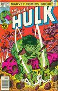 Incredible Hulk (1962-1999 1st Series) Mark Jewelers 245MJ