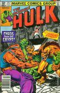 Incredible Hulk (1962-1999 1st Series) Mark Jewelers 257MJ
