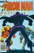 Iron Man (1968 1st Series) Mark Jewelers 196MJ