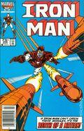 Iron Man (1968 1st Series) Mark Jewelers 208MJ