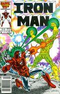 Iron Man (1968 1st Series) Mark Jewelers 211MJ