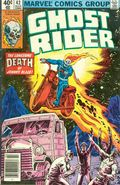 Ghost Rider (1973 1st Series) Mark Jewelers 42MJ