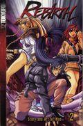 Rebirth TPB (2003-2009 Tokyopop Digest) 2-REP