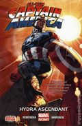 All New Captain America Hydra Ascendant HC (2015 Marvel NOW) 1A-1ST