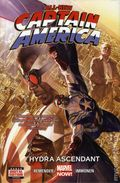 All New Captain America Hydra Ascendant HC (2015 Marvel NOW) 1B-1ST