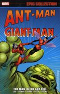 Ant-Man/Giant Man The Man in the Ant Hill TPB (2015 Marvel) Epic Collection 1-1ST