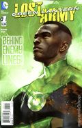 Green Lantern The Lost Army (2015) 1B