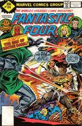 Fantastic Four (1961 1st Series) Whitman Variants 199