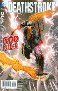 Deathstroke (2014 DC 2nd Series) 7A