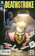 Deathstroke (2014 DC 2nd Series) 7B