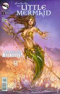 Grimm Fairy Tales Little Mermaid (2015 Zenescope) 5C