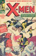 Uncanny X-Men (1963 1st Series) UK Edition 1UK