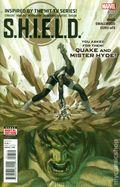 SHIELD (2014 Marvel) 4th Series 7A