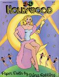 3-D Hollywood Paper Dolls by Trina Robbins (1988 Ray Zone) 1